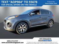 Used 2017 Kia Sportage SX. Priced below KBB Fair