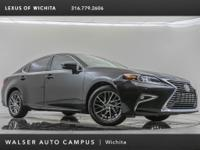 2017 Lexus ES 350, located at Lexus of Wichita.