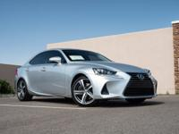 Online Special on this ritzy 2017 Lexus IS 300 IS 300..