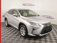 New Price! Certified. Silver Lining Metallic 2017 Lexus