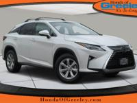 It's so easy at Honda of Greeley!2017 Lexus RX 350