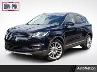 LINCOLN MKC TECHNOLOGY PACKAGE,Sun/Moonroof,WHEELS: 19""