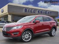 This Lincoln MKC has a powerful Intercooled Turbo