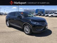 One-Owner Clean CARFAX. Velvet 2017 Lincoln MKX Select