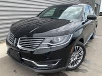 2017 Lincoln MKX Reserve FWD Remainder of Factory