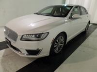 This 2017 Lincoln MKZ Select FWD is a must see. Options