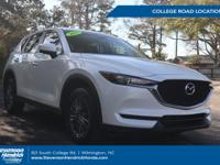 Come see this 2017 Mazda CX-5 Sport. Its Automatic