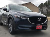 Drivers only for this dominant and dynamic 2017 Mazda