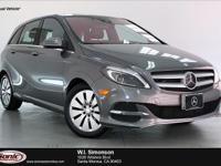 Only 19,289 Miles! This Mercedes-Benz B-Class boasts a