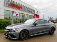 We are excited to offer this 2017 Mercedes-Benz