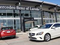 Check out this gently-used 2017 Mercedes-Benz CLA we