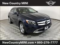 Lunar Blue Metallic 2017 Mercedes-Benz GLA GLA 250