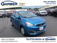 Come in and check out this 2017 Mitsubishi Mirage!!