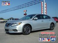 Check out this 2017 Nissan Altima 2.5 SL. Its Variable