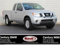 * Clean Carfax * Low Miles * 2017 Nissan Frontier SV