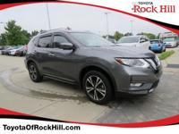 We are excited to offer this 2017 Nissan Rogue. Drive