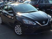 This Economy Certified 2017 Nissan Sentra S Comes with