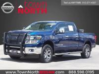 We are excited to offer this 2017 Nissan Titan XD. This