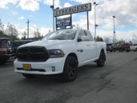 2017 Ram 1500 Quad cab! Come take a test drive.  000
