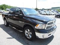 2017 RAM 1500 BIG HORN CREW CAB. PW,PL,POWER SEAT,