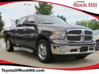 We are excited to offer this 2017 Ram 1500. Your buying