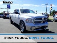 2017 Ram 1500 Big HornThis vehicle is nicely equipped