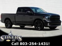 2017 Ram 1500 Express Brilliant Black Crystal Pearlcoat