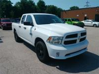 Recent Arrival! 2017 Ram 1500 Express Bright White