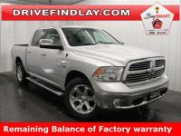 2017 Ram 1500 SLT 8.4 SCREEN! Bright Silver Clearcoat
