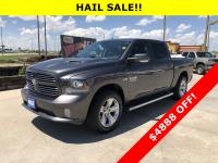 Come see this 2017 Ram 1500 Sport. Its Automatic
