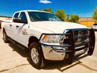 Thats great looking ram three-quarter ton crew cab long
