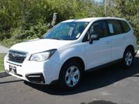 Features: **AWD**, **BACK UP CAMERA**, Forester 2.5i