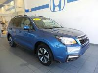 2017 Subaru Forester 2.5i Limited CARFAX One-Owner.