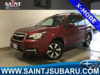 2017 Subaru Forester 2.5i Limited LEATHER INTERIOR,