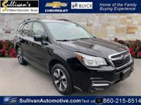 2017 Subaru Forester 2.5i Premium ONE OWNER, LOCAL
