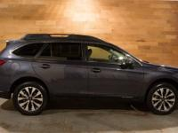 Clean CARFAX. carbide gray metallic 2017 Subaru Outback