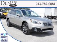2017 Subaru Outback 2.5i Tungsten Metallic AWD NO