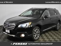 2017 Subaru Outback 3.6R Touring Recent Arrival! Priced