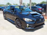 Recent Arrival! This 2017 Subaru WRX STi in Crystal