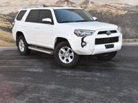 Come see this 2017 Toyota 4Runner SR5. Its Automatic