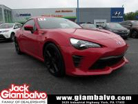 2017 TOYOTA 86 ...... ONE LOCAL OWNER ....... ACCIDENT