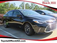 We are excited to offer this 2017 Toyota Avalon. When