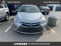 2017 Toyota Camry XLE TOYOTA CERTIFIED, SERVICE RECORD