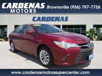 You'll love the look and feel of this 2017 Toyota Camry