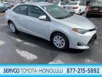 Servco Toyota Honolulu is pleased to be currently