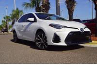 Recent Arrival! This 2017 Toyota Corolla SE in Super