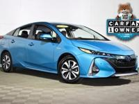 2017 Toyota Prius Prime Advanced in Blue Magnetism,