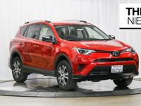 Stunning Rav4 with Only 18K Miles, Rear-View Camera,