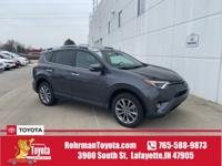 Recent Arrival! Clean CARFAX. CARFAX One-Owner. RAV4