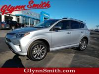 This 2017 Toyota RAV4 Platinum is a great option for